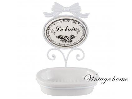 Miska (držák na mýdlo) LE BAIN - 16*13*24 cm