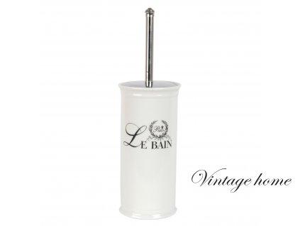 Kartáč na toaletu Le Bain - Ø 11*24 cm