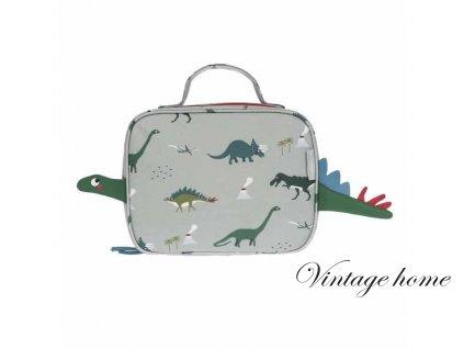 Sophie Allport Dinosaurs Kids Lunch Bag POLY45590S