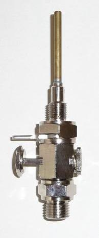 372.   Petrol tap with Whitworth  screw and reserve function