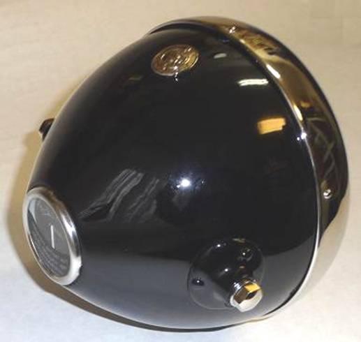 211. Replica of headlamp LUCAS SS40 1929