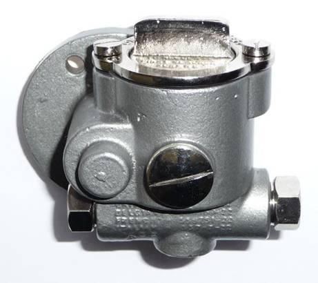 373.  Replica of Best & Lloyd  oil pump