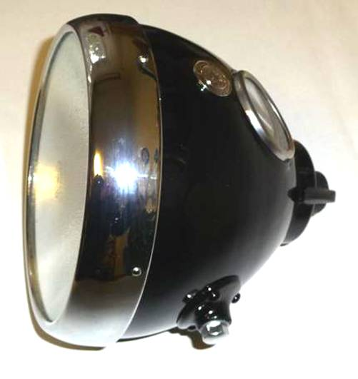 207.   Replica of headlamp LUCAS  H 52 1930 - 1932