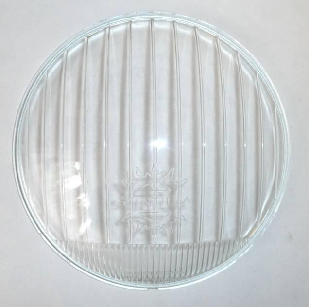247.   Glass for headlamp  SCINTILLA