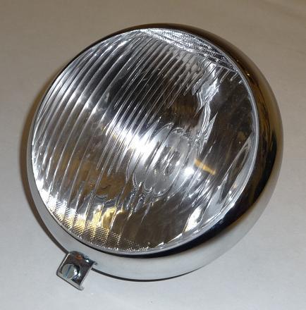 254.   Headlamp CZ 125 / 150