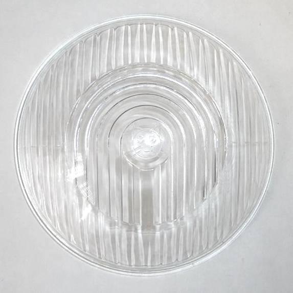 249.   Glass for headlamp  JAWA 250 Special - Kocicka