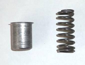 286.   Clutch spring box BURMAN