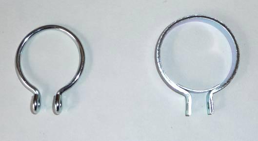 325.   Fork rubbers clamp  JAWA Perak