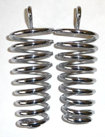 280.   Saddle springs for English  motorcycles and CZ 30-Years