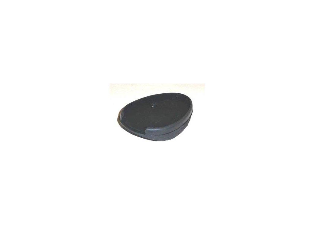 157.   Rear lamps rubber