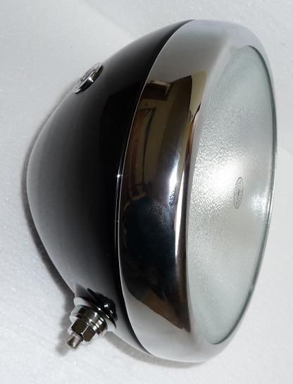 """210.  Replika reflektoru LUCAS 8""""  MU 140  1930 - 1934"""