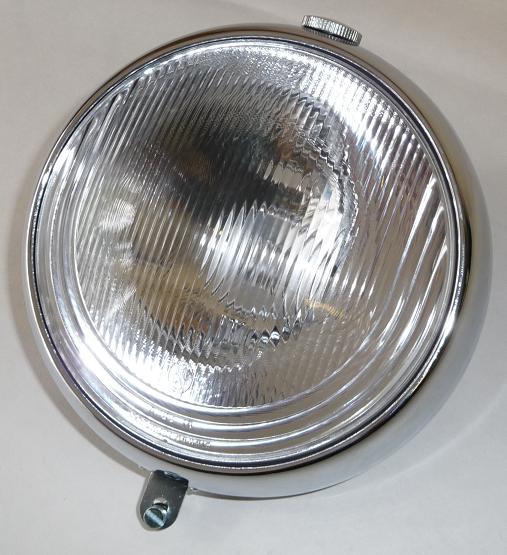 252.   Přední světlomet JAWA  Kývačka