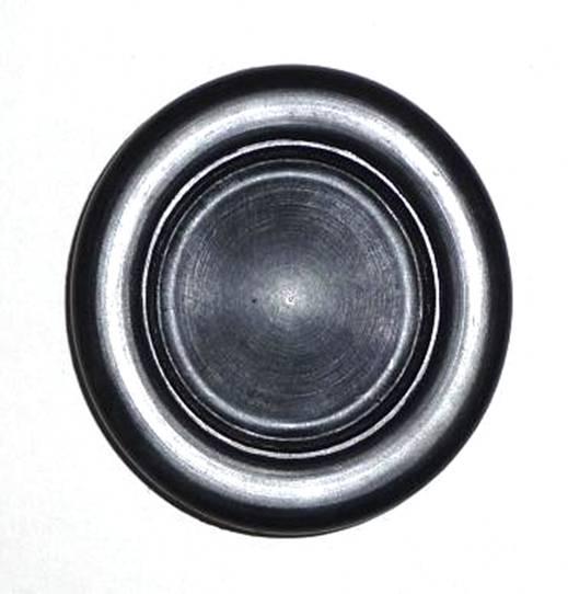 167.   Gumový držák skleněné  odrazky JAWA Pérák , Kývačka  a ČZ