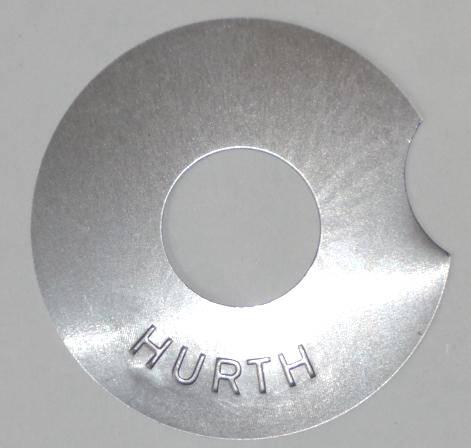 273.   Kryci plech startovací pružiny  HURTH , TORNAX a OPEL
