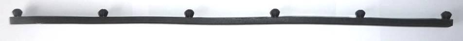 184. Gumové pásky podlahy  Skútr Manet , Tatran