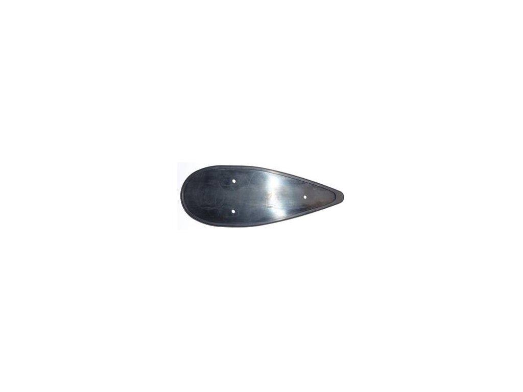 169. Guma pod plechový držák zadního blinkru  Skútr Tatran 125