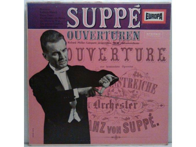 NDR Sinfonieorchester - Suppé Ouvertüren, 1969