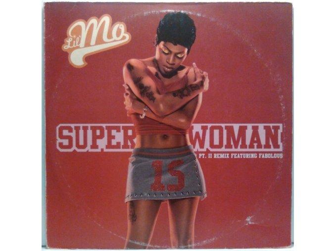 LP Lil' Mo – Superwoman PT. II, 2001