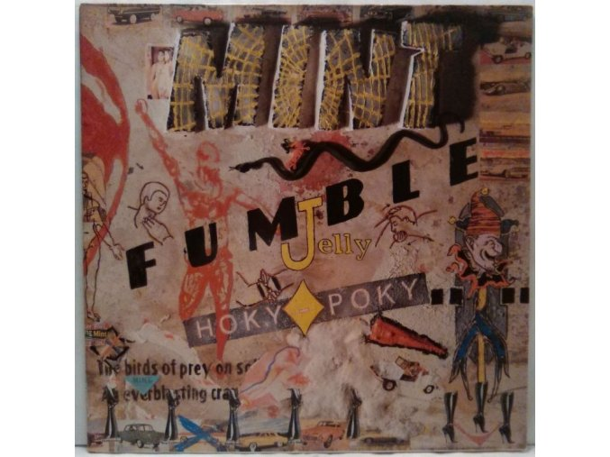 LP Mint ‎– Fumble-Jelly-Hoky-Poky, 1988