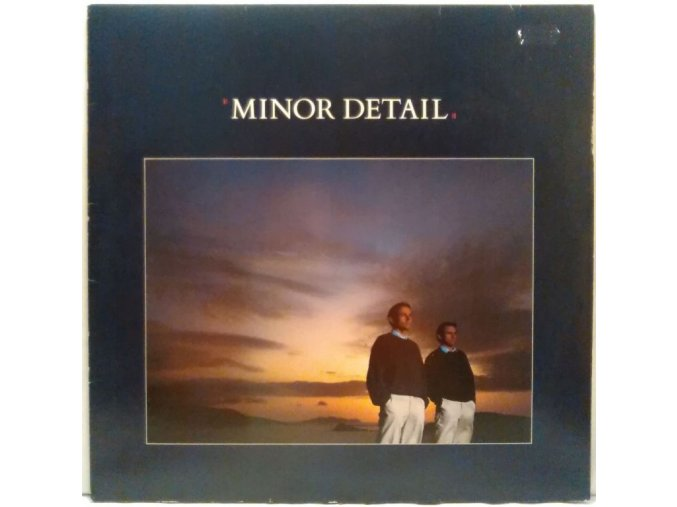 LP  Minor Detail - Minor Detail, 1983