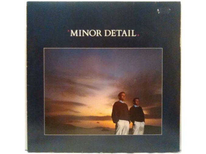 LP  Minor Detail - Minor Detail, 1983