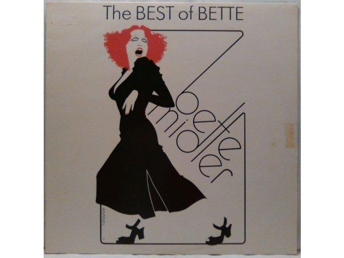 LP Bette Midler – The Best Of Bette, 1978