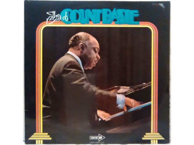 2LP Count Basie - The Best of Count Basie, 1972