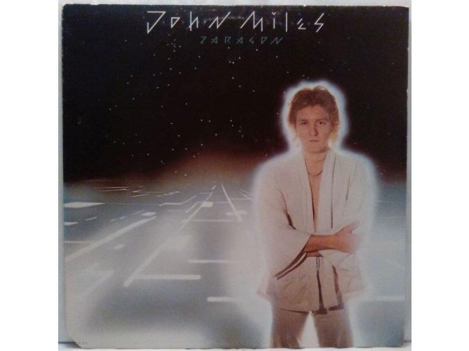 LP John Miles - Zaragon, 1978