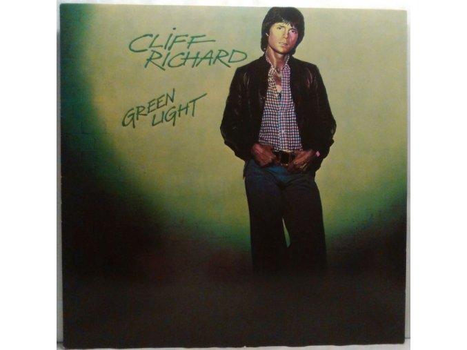 LP Cliff Richard - Green Light, 1978