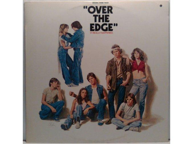 LP Over The Edge - Original Sound Track, 1979