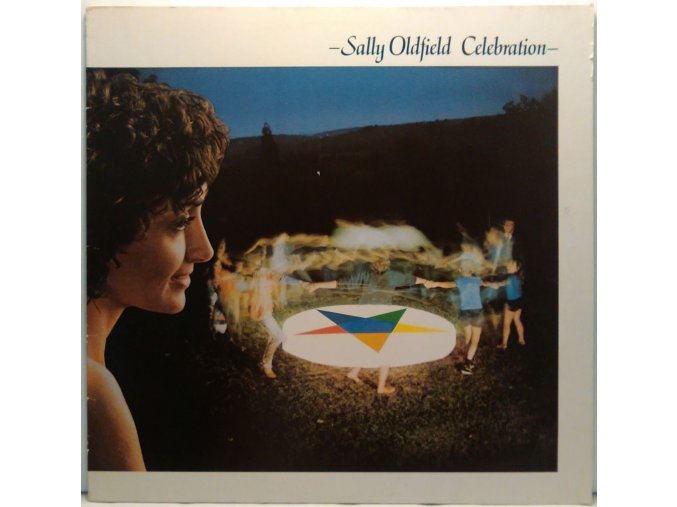 LP  Sally Oldfield - Celebration, 1984