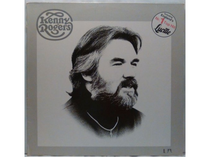 LP Kenny Rogers - Kenny Rogers, 1976