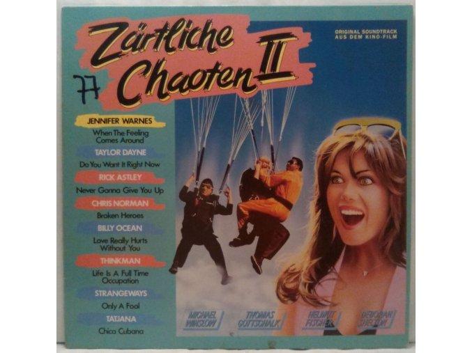 LP Various – Zärtliche Chaoten II (Original Soundtrack Aus Dem Kino-Film) 1988