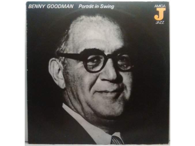 LP Benny Goodman - Portrat In Swing, 1981