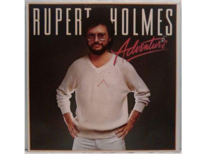 LP Rupert Holmes - Adventure, 1980
