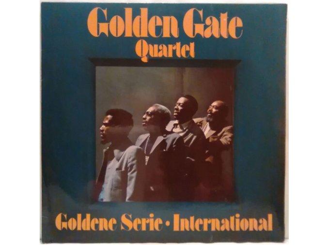 LP Golden Gate Quartet - Golden Gate Quartet