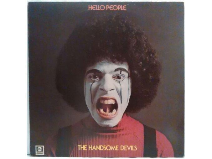 LP Hello People - The Handsome Devils, 1974