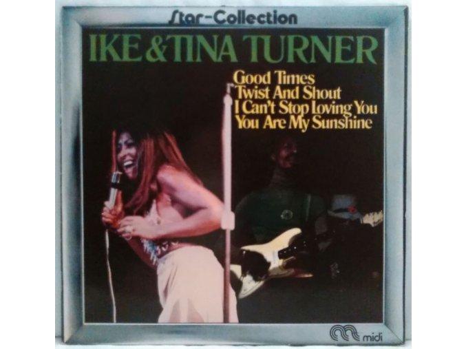 LP Ike & Tina Turner – Star-Collection, 1973