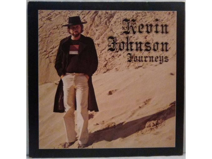 LP Kevin Johnson - Journeys, 1978