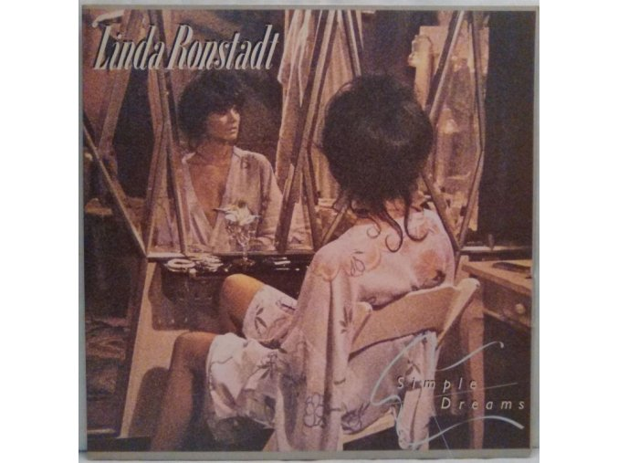 LP Linda Ronstadt - Simple Dreams, 1977
