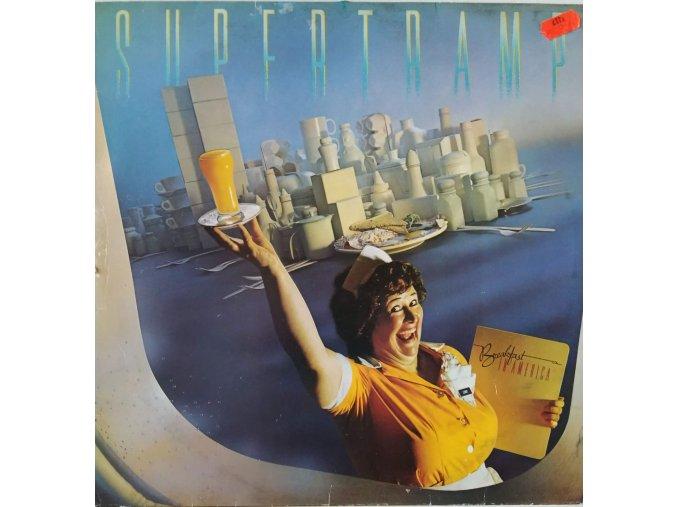 LP Supertramp - Breakfast In America, 1979