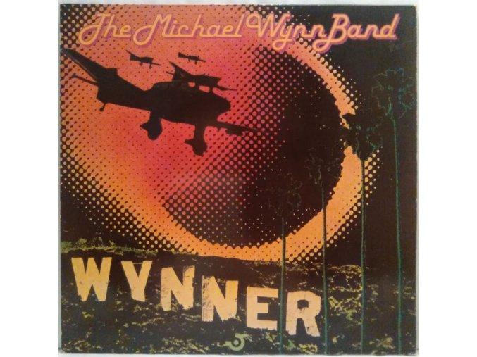 LP The Michael Wynn Band - Wynner, 1979
