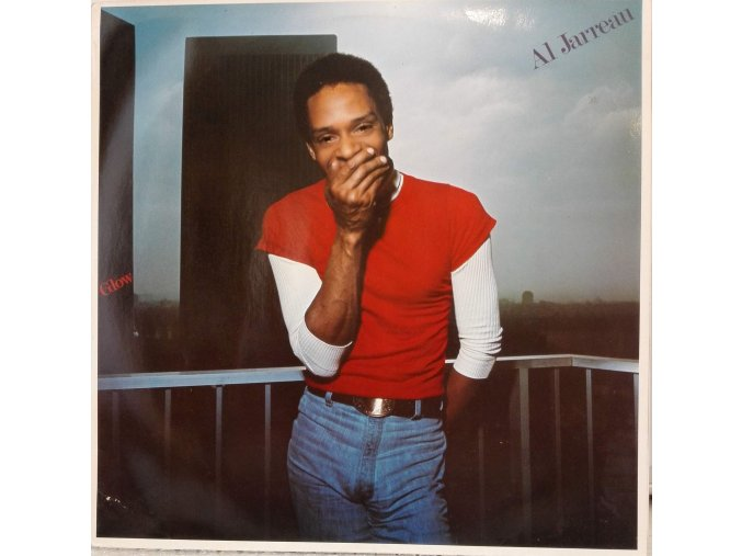 LP Al Jarreau - Glow, 1976
