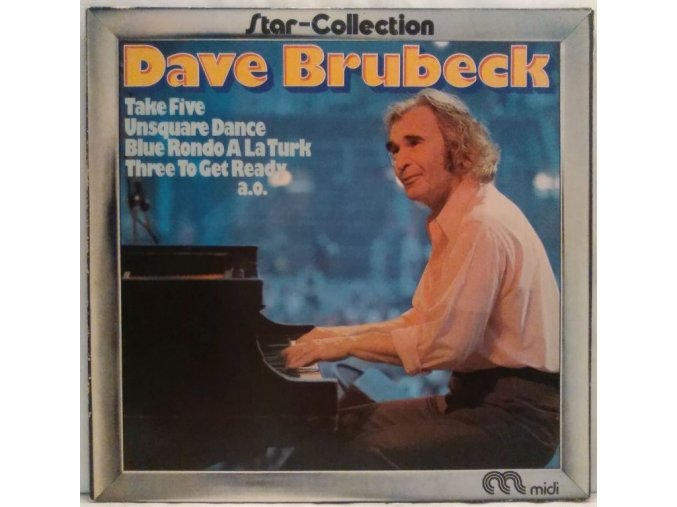 LP  Dave Brubeck -  Star-Collection, 1975