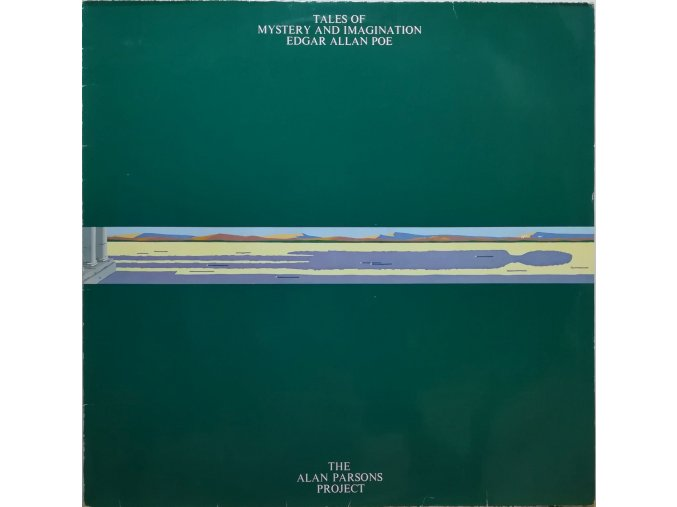 LP The Alan Parsons Project -  Tales Of Mystery And Imagination - Edgar Allan Poe, 1978