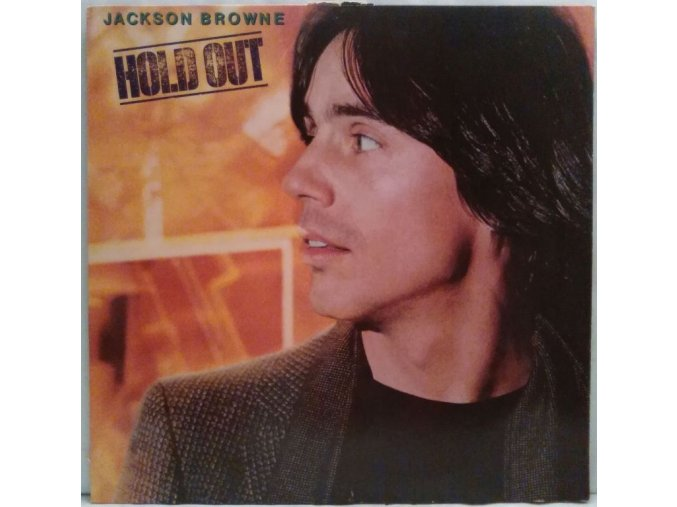 LP Jackson Browne - Hold Out, 1980