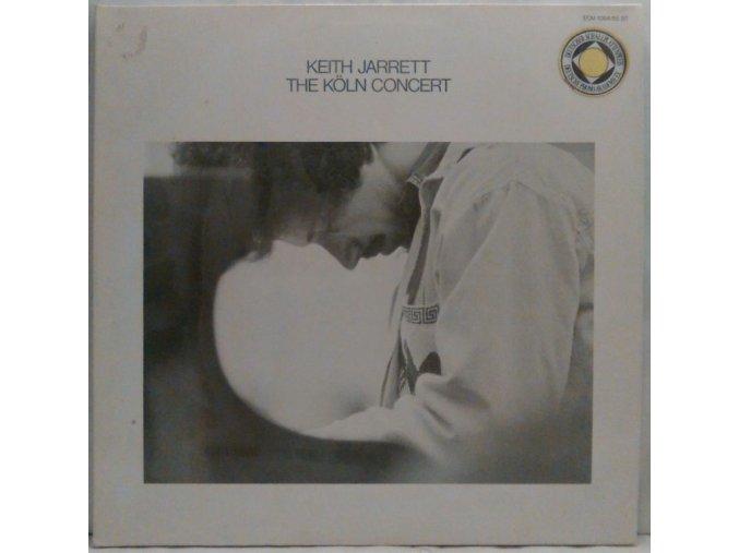 2LP Keith Jarrett – The Köln Concert, 1975