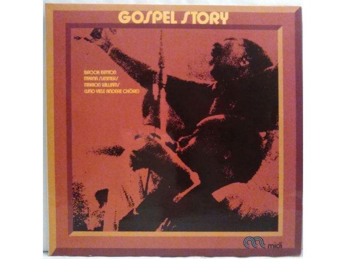 2LP Various - Gospel Story, 1972
