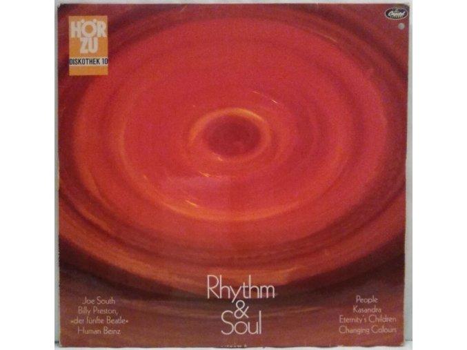 LP Various – Rhythm & Soul