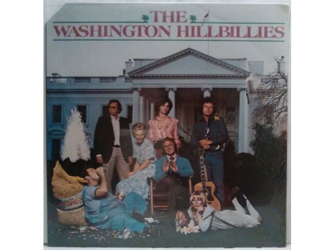 The Washington Hillbillies ‎– The Washington Hillbillies